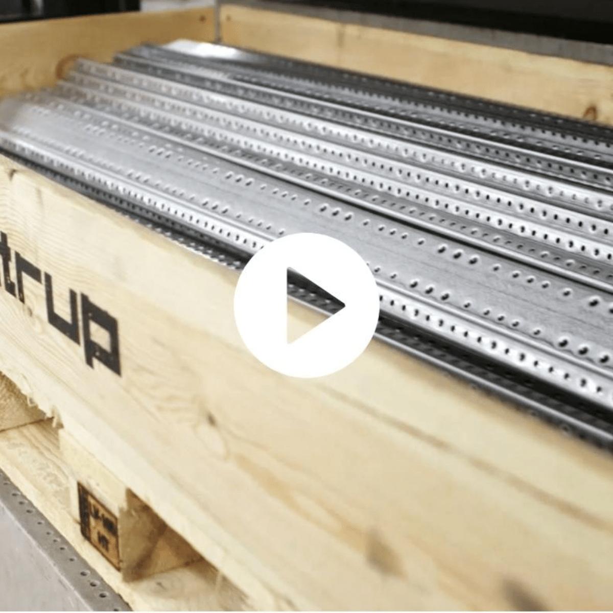 Løgstrup steel kundevideo